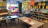 Academy classroom